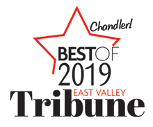 dentist Chandler, AZ - Best Dentist of Chandler 2019 - Award